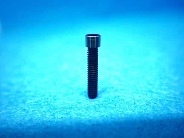 鉄製 小径低頭ネジ