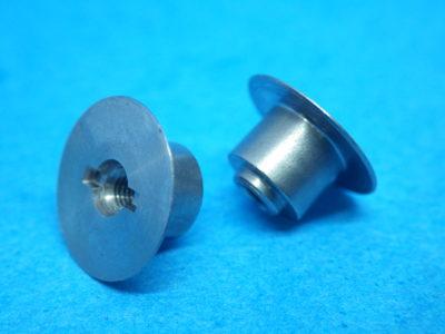 半導体製造装置向け 特注低頭ネジ