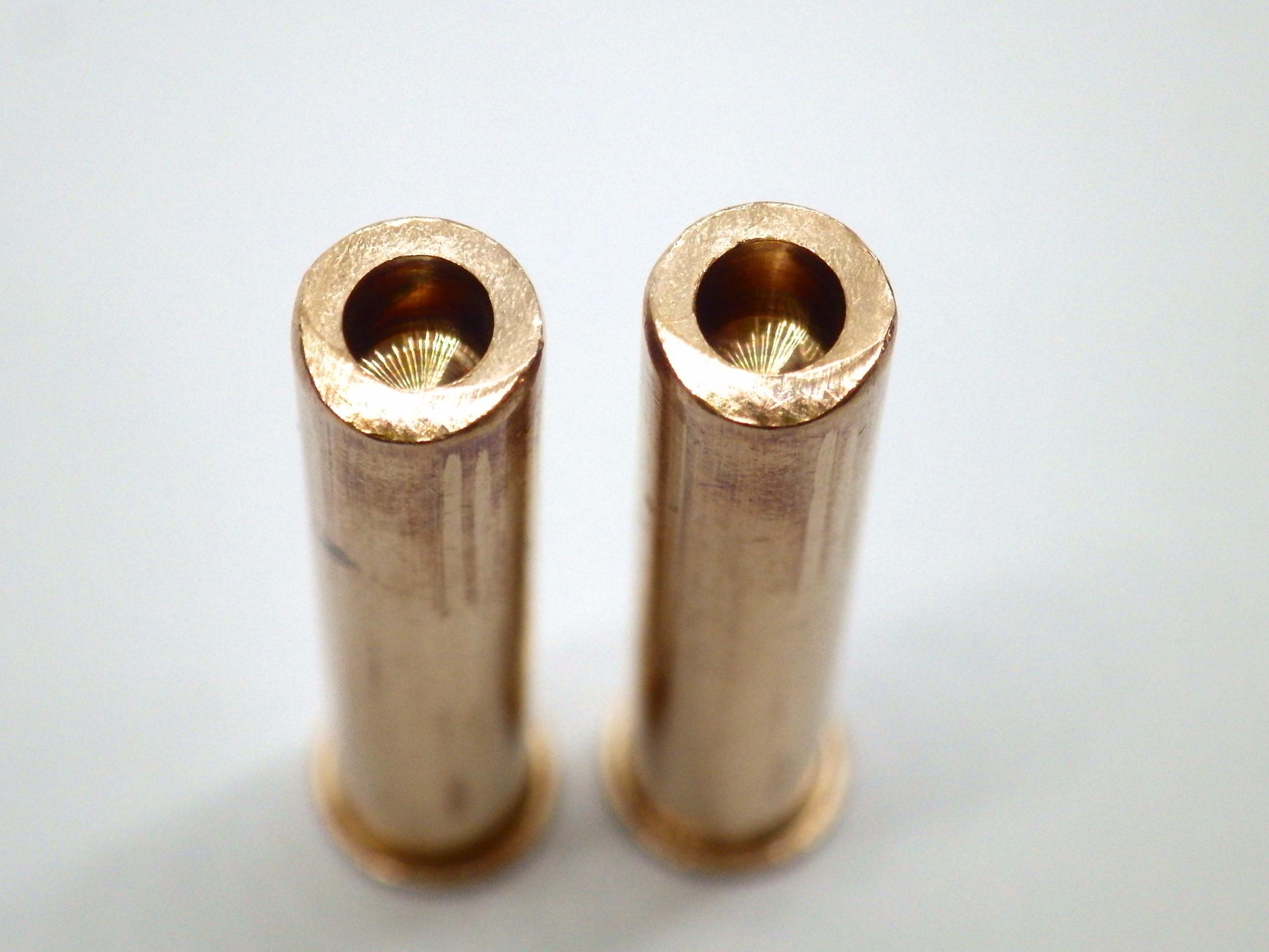 銅リベットの特徴