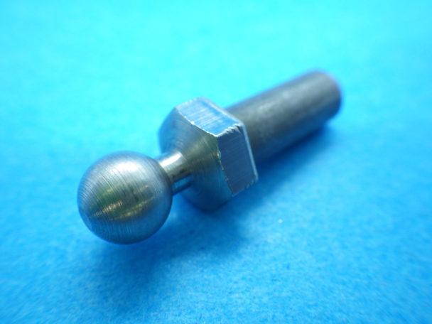 球形状ボルト(産業機械用構成部品)